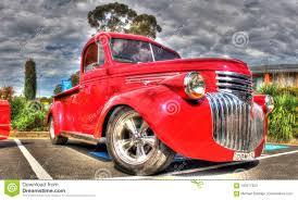 100 1930s Trucks Classic American Chevy Pickup Truck Editorial Stock Photo