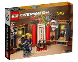 LEGO Overwatch Archives - The Brick Show