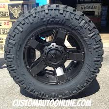 18x9 KMC XD Rockstar II RS2 811 Black - LT285/65r18 Nitto Trail ... Nitto Invo Tires Nitto Trail Grappler Mt For Sale Ntneo Neo Gen At Carolina Classic Trucks 215470 Terra G2 At Light Truck Radial Tire 245 2 New 2953520 35r R20 Tires Ebay New 20 Mayhem Rims With Tires Tronix Southtomsriver On Diesel Owners Choose 420s To Dominate The Street And Nt05r Drag Radial Ridge Allterrain Discount Raceline Cobra Wheels For Your Or Suv 2015 Bb Brand Reviews Ford Enthusiasts Forums
