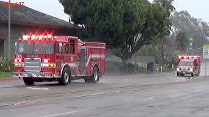AMR & San Diego Fire Responding (Compilation 2) - YouTube