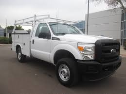 USED 2011 FORD F250 SERVICE - UTILITY TRUCK FOR SALE IN AZ #2159