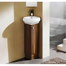 bathroom ideas raised modern corner bathroom sink with storage