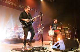 Ceilings Local Natives Guitar by Local Natives Bring Two Nights Of Rousing Rock And Optimism To
