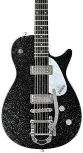 bureau d udes greisch gretsch g 5265 jet baritone black sparkle electric guitars retro