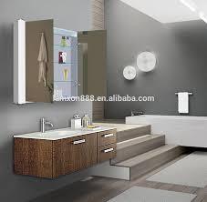bad möbel spiegel schrank mit led licht luxus hotel bad spiegel schrank mit rasierer buchse buy bad möbel spiegel schrank luxus hotel led licht