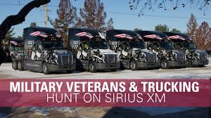 Veterans Day And Trucking - Hunt On SiriusXM - YouTube Traing For Veterans Cape Fear Community College Crete Carrier Gives Five New Trucks And Inducted Them Into Trucking Industry Wreaths Across America Honor Vets Your First Year As A Trucker Driver What You Should Expect United A Memorial Day Message To All From Dart Transit Company Truck Driving Jobs Cdl Class Drivers Jiggy 8 Reasons Hire Veteran Melton Mile Marker For Colorado Wyoming Pilot Program Military On Road Dog Fmcsa Penske Support Programs Place In Commercial