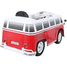Rollplay 6 Volt VW Bus - Walmart.com Little Tikes Spray Rescue Fire Truck Walmart Canada Rigo Kids Rideon Car Engine Pumper Motorbike Motorcycle Best Popular Avigo Ram 3500 Ride On Electric Firetruck For Toddlers Power Wheels Paw 12v Suv W 2 Speeds Lights Aux Red Fireman Sam M09281 6 V Battery Operated Jupiter Amazon 2yearolds Toys Of All Ages 12v In A Costume 18 Mths To 5 Yrs Removable Water Hose