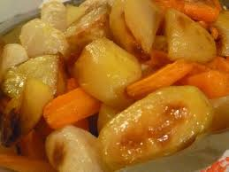 cuisine de lili recette legumes rotis aux four sur la cuisine de lili