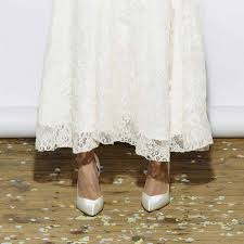 shop florence wedding shoes at miss white bride uk