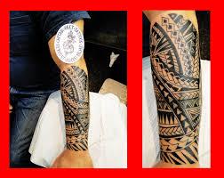 Tribal Tattoos NewportRI By Captain BretPolynesian