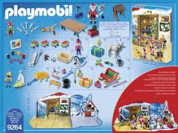 maison du pere noel playmobil acheter playmobil 9264 calendrier de l avent atelier du père noël
