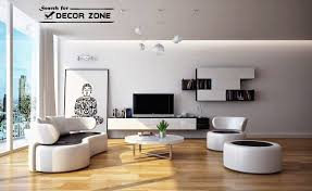 Modern Furniture Living Room Designs Magnificent White 7 Onyoustore Com