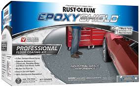 amazon com rust oleum 238466 professional floor coating kit
