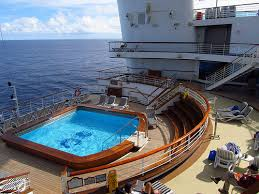 Ruby Princess Baja Deck Plan by Access To Terrace Pool Golden Cruise Critic Message Board Forums