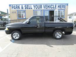 Truck For Sale: 1998 Dodge Ram SS/T In Lodi Stockton CA - Lodi Park ...