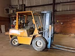 Used 7,000 # Clark C500-YS80 Forklift 72