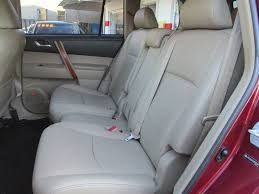 2008 Toyota Highlander Captains Chairs by 2008 Toyota Highlander Limited 4dr Suv In El Cerrito Ca Fast