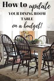 How To Update Your Dining Room Table On A Budget | Just Life And ... Chic Scdinavian Decor Ideas You Have To See Overstockcom Liberty Fniture Ding Room 7 Piece Rectangular Table Set 121dr Round Dinette Sets Large Engles Mattress And Mattrses Bedroom Living Tasures Retractable Leg In Oak Cheap Windsor Wood Chairs Find Deals On Line At 5 Island Pub Back Counter By Modern Farmhouse Shop The Home Depot Kitchen Arhaus Portland City Liquidators 15 Inexpensive That Dont Look Driven Fancy Shack Reveal