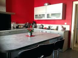 cuisine mur framboise cuisine blanche mur framboise cuisine blanche et deco murs