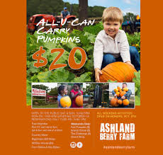 Ashland Berry Farm Halloween 2017 by Ashland Berry Farm Halloween