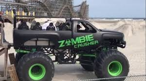 Zombie Crusher Monster Truck Ride Wildwood NJ - YouTube Monster Truck Rides Obloy Family Ranch Car Crush Passenger Ride Experience Days California Hamletts Bkt Youtube The Public Are Treated To Rides At Chris Evans Wildwood Offers Course This Summer Toyota Of Wallingford New Dealership In Ct 06492 Backwoods Ertainment Monster Fmx Tickets Grizzly West Sussex A Along With Grave Digger Performance Video Trend Cedarburg Wisconsin Ozaukee County Fair