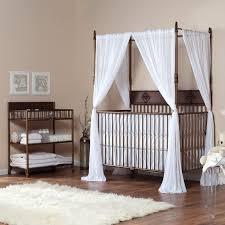 decorating elegant iron crib by bratt decor venetian crib in