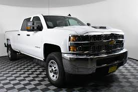 New 2019 Chevrolet Silverado 3500HD Work Truck 4WD In Nampa #D190320 ...