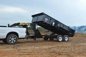 100 Heavy Duty Truck Service Ramps Trailer World Big Tex Tandem Dump 14 X 83 W