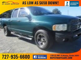 2003 Dodge RAM 1500 - 1552 | St. Mary Auto | Used Cars For Sale ...