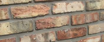 thin brick antique brick from vintage brick salvage