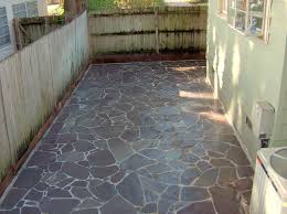 12x12 Patio Pavers Walmart by Decor Slate Stepping Stones Stone Walkway Fancy Patio Blocks At