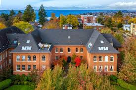 100 Loft For Sale Seattle In Centuryold Queen Anne Elementary School Listed For
