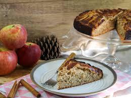 glutenfreier apfel mandel kuchen