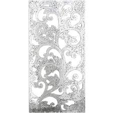 pier 1 imports mosaic mirrored wall panel 199 liked on