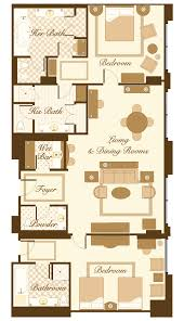 Mirage Two Bedroom Tower Suite by Elizahittman Com 2 Bedroom Penthouse Suite Bellagio The Two