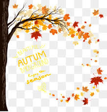 Vector autumn trees Autumn Trees Trees Tree PNG and Vector