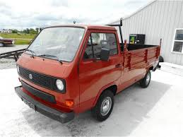 1988 Volkswagen Truck For Sale | ClassicCars.com | CC-1106782 1970 Volkswagen T2 Double Cab German Cars For Sale Blog 1963 Busvanagon Pickup Truck For Sale In Nashville Tn 1971 Vw Vantruck Youtube New Pickups Coming Soon Plus Recent Launch Roundup Parkers 2017 Amarok Is Midsize Lux Truck We Cant Have 2014 Canyon Review Taro Wikipedia Theres An Awesome In The Us But You 1959 Classiccarscom Cc1173569 Crafter_flatbeddropside Trucks Year Of Mnftr 1988 Cc1106782