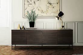 How To Display Artwork In Your Modern Sideboard Contemporary