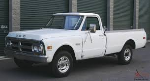1969 GMC K2500 Pick Up Truck, 4WD, 4 Wheel Drive, 3/4 Ton