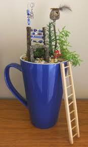 Disney Fairy Garden Decor by 651 Best Fairy Garden S In Pot U0026 Planters Images On Pinterest