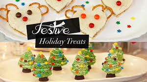 Rice Krispie Christmas Tree Treat Recipe by Diy Treats Easy U0026 Cute Christmas Trees U0026 Reindeers Ann Le
