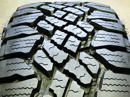 Used Goodyear Wrangler Duratrac, 265/65R17, 112S 1 Tire For Sale #210312