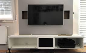 perfekte multimedia wohnwand audio team home entertainment