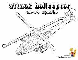 Helicopter Picture To Print