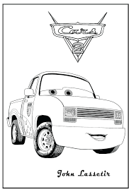 Printable Coloring Pages Of Cars 2 The Movie Lamborghini Full Size