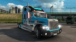 FREIGHTLINER CORONADO FOR 1.26.X TRUCK MOD - ETS2 Mod Desktop Themes Euro Truck Simulator 2 Ats Mods American Truck Uncle D Ets Usa Cbscanner Chatter Mod V104 Modhubus Improved Company Trucks Mod Wheels With Chains 122 Ets2 Mods Jual Ori Laptop Gaming Ets2 Paket Di All Trucks Wheel In Complete Guide To Volvo Fh16 127 Youtube How Remove The 90 Kmh Speed Limit On Daf Crawler For 123 124 Peugeot Boxer V20 Thrghout Peterbilt 351 Yellow Peril Skin