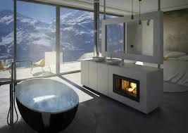 baddesign und schlafzimmer vereint geht das bad design