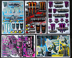 MONSTER ENERGY STICKER 5 Sheets, Blue, Purple, ORANGE, ENERGY Drink ... Buy Monster Truck Wall Art And Get Free Shipping On Aliexpresscom Cartoon Monster Truck Stickers By Mechanick Redbubble Blaze The Machines Wall Decals Grave Digger Decal Pack Jam Decalcomania Trios From Smilemakers 827customdecal Yamaha Mio Sporty Movistar Kit Facebook How To Free Energy Youtube Kcmetrscom Giveaway Win Tickets Kcs 2013 At Amazoncom 18 Toys Games Party Favors For 12 Bounce Balls 125 Inch
