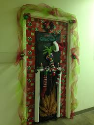 Classroom Door Christmas Decorations Ideas by How The Grinch Stole Christmas Door Decorating Ideas Rainforest