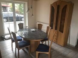 esszimmer mit 8 stühlen venjakob buche massiv tisch